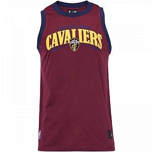 Camiseta New Era Treino Cleveland Cavaliers NBA
