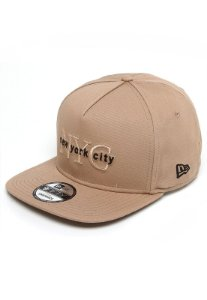 Boné 950 New York City NYC Branded Bege