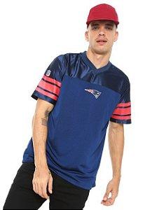 Camiseta New Era Versatile New England Patriots NFL