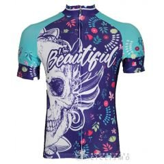CAMISA CICLISMO ERT MANGA CURTA BEAUTIFUL FULL ZIPER TAM. G