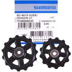 ROLDANA DE CÂMBIO SHIMANO ALTUS 8V - RD-M310