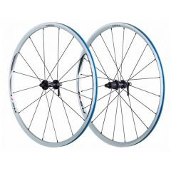 RODA SHIMANO SPEED WH-RS11 10/11 VEL PRATA