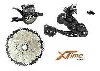 GRUPO XTIME RX5 12 VEL. 11/50D