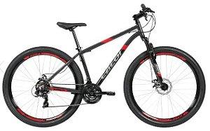 Bicicleta  Caloi Supra Aro 29 Cinza