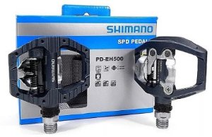 PEDAL SHIMANO PD-EH500 PRETO