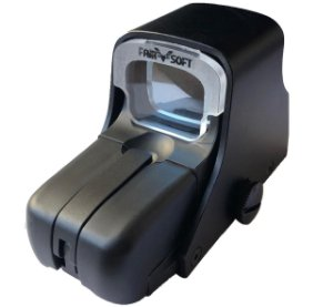 Protetor Red Dot Eotech Airsoft Lente 3mm