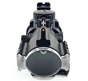 Protetor Mira Acog com trilho Airsoft