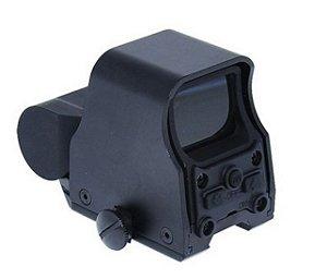 Red dot Armadillo Mod Eotech TT 556 Airsoft 20mm - Grátis Protetor Fairsoft