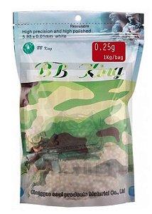 Bbs Bb King Airsoft 0.25 pct 1kg