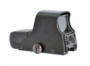 Red dot Armadillo Mod Eotech TT 551 Airsoft 20mm - Grátis Protetor Fairsoft