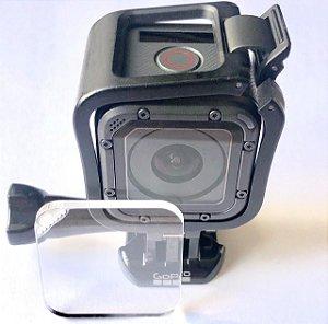Lente Protetor Acrílico Para Suporte GoPro Hero Session 4mm