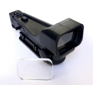 Protetor Acrilico Fairsoft Para Red Dot Sight Airsoft