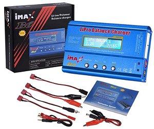 Carregador Inteligente LiPro iMax B6