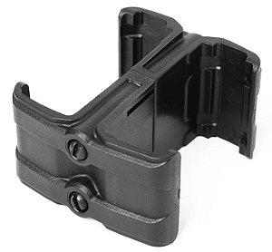 Clip Tático Dual Mag / Mag Duplo Ar15 M4
