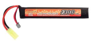 Bateria Lipo 7.4V 1300 mAh 30C VB Power
