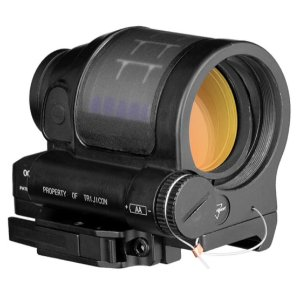 Mira Red Dot SRS Trijicon 20mm - Grátis Protetor Fairsoft