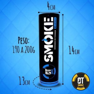 Granada de Fumaça Elétrica OT Smoke Airsoft