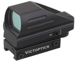 Mira Red Dot 1x22x33 Victoptics 20mm