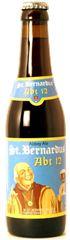 ST BERNARDUS ABT 12 BELGIAN QUAD 10ABV GR 330ml