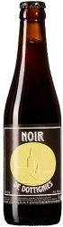 DE RANKE NOIR DE DOTTIGNIES BEL. STR. DARK ALE 8.5ABV GR 330.ml