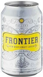 FULLERS FRONTIER ENGLISH BLOND ALE 4.5ABV GR 330ml
