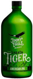 JIMMY EAGLE LAKOTA TIGER AMERICAN IPA 6.5ABV growler 1000ml
