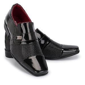 Sapato Social Masculino Em Verniz Schiareli 834