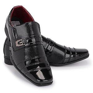 Sapato Social Masculino Em Verniz Schiareli 833
