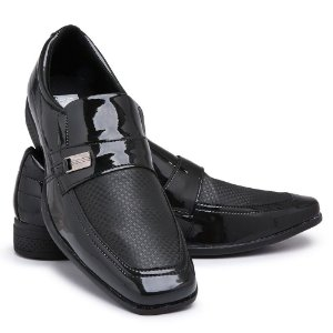 Sapato Social Masculino Em Verniz Schiareli 910
