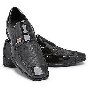 Sapato Social Masculino Em Verniz Schiareli 937