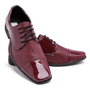 Sapato Social Masculino Em Verniz Schiareli 701