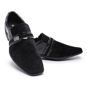 Sapato Social Masculino Em Verniz Schiareli 108