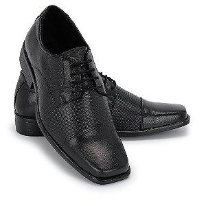 Sapato Social Masculino Em Couro Legitimo BR2 2031
