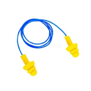 Protetor auricular tipo plug de copolímero