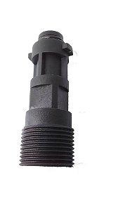 Conector Do Engate Para Lavadora Acqua 1300/1800 HL 1500 Amarela/1500 Laranja/1800 Turbojet Intech Machine