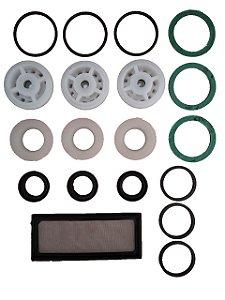 Kit Reparo Completo Para Lavadora De Alta Pressão BH 4800/6100/6500 Hidromar