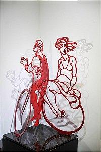 Escultura Juarez Machado