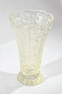 Vaso de Cristal Antigo