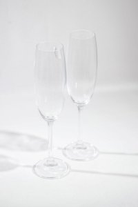 Taças Champagne 220ml