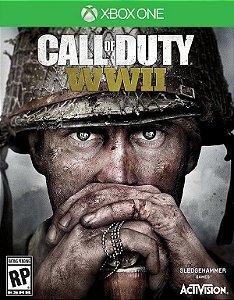 Call of Duty WWII ( WW2 ) Xbox One - Mídia Digital