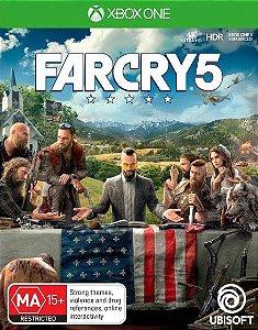 Far Cry 5 - Mídia Digital