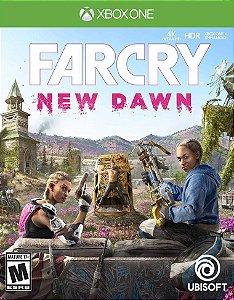 Far Cry New Dawn - Mídia Digital