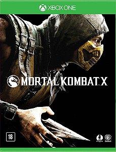 Mortal Kombat X - Midia Digital