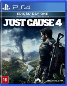 Just Cause 4 - Midia Digital