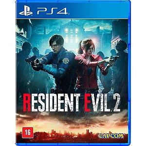 Resident Evil 2 Remake - Midia Digital