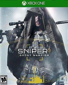 Sniper 3 Ghost Warrior - Xbox One