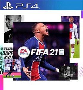 Pré-Venda FIFA 21 PS4