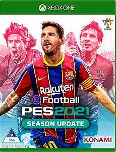 Pré-Venda PES 2021 XBOX ONE