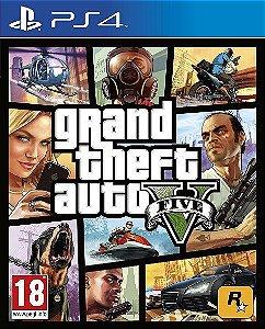 Grand Theft Auto V - Mídia Digital