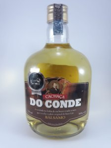 Cachaça do Conde BÁLSAMO 720ml